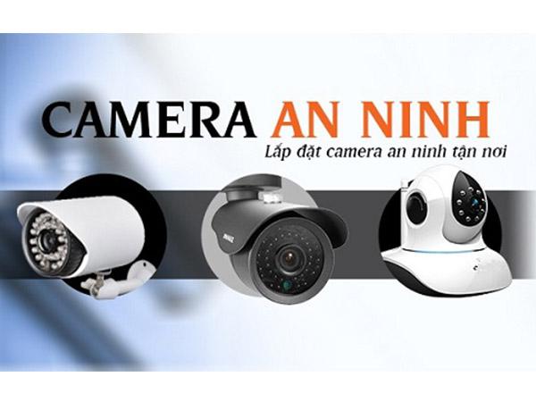 lắp đặt camera giá rẻ Vtech