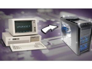 nâng cấp máy tính giá rẻ Vtech